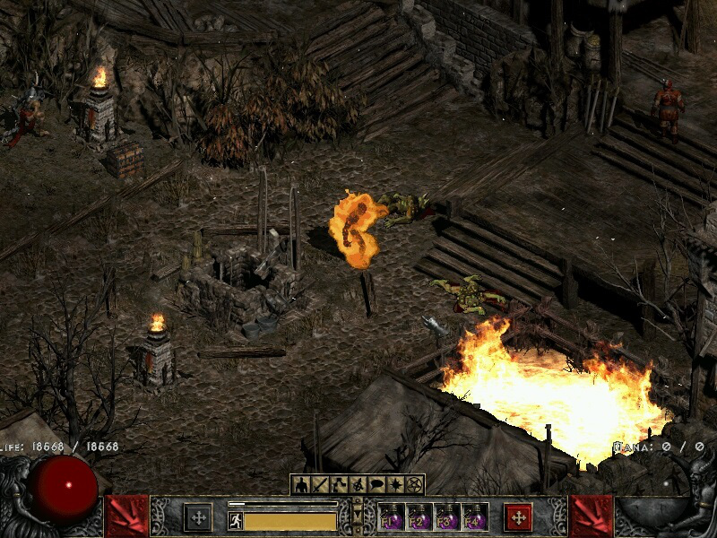 Diablo II: Lord of Destruction Windows, Mac game - Mod DB
