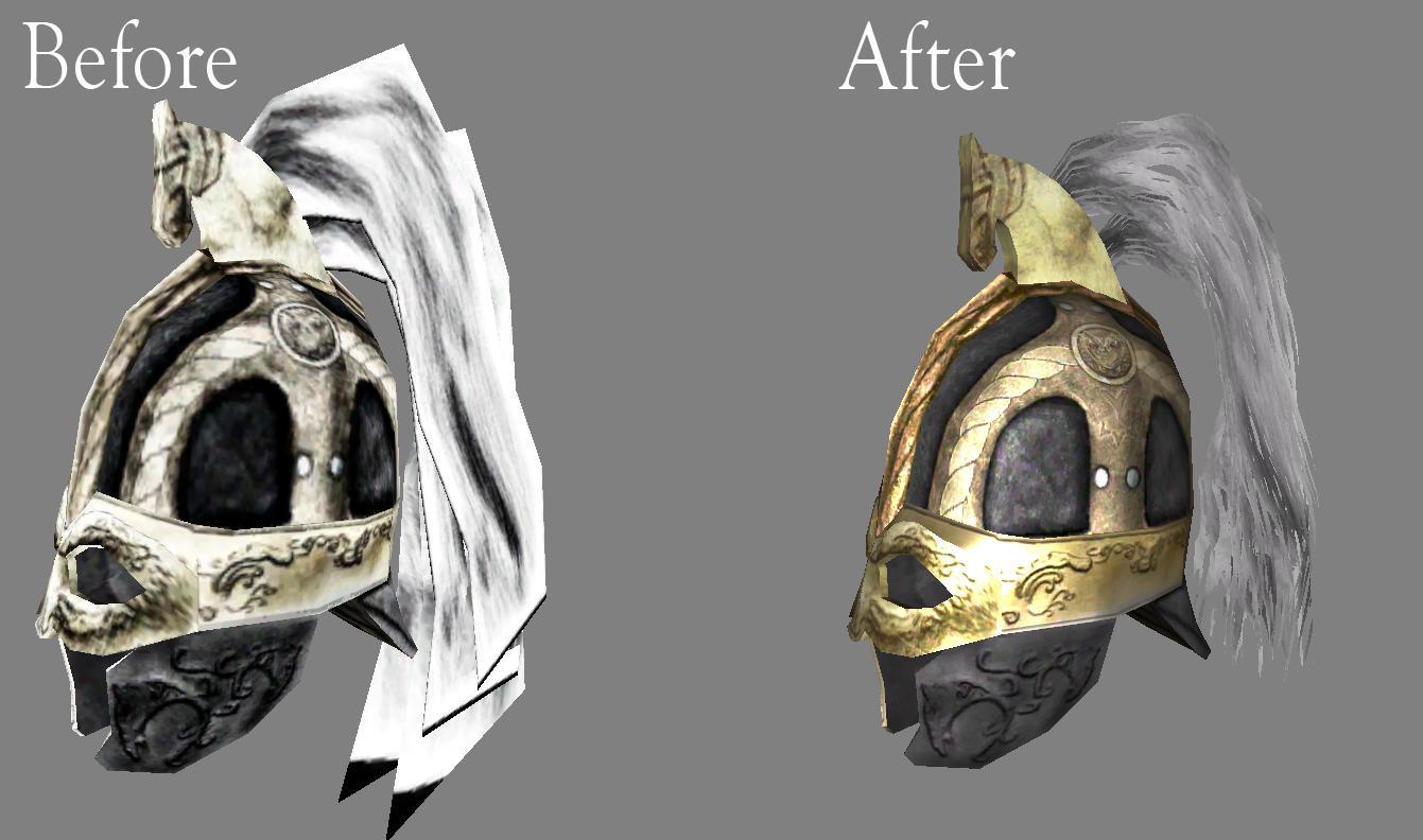 Rohirrim Cavalry Helmet