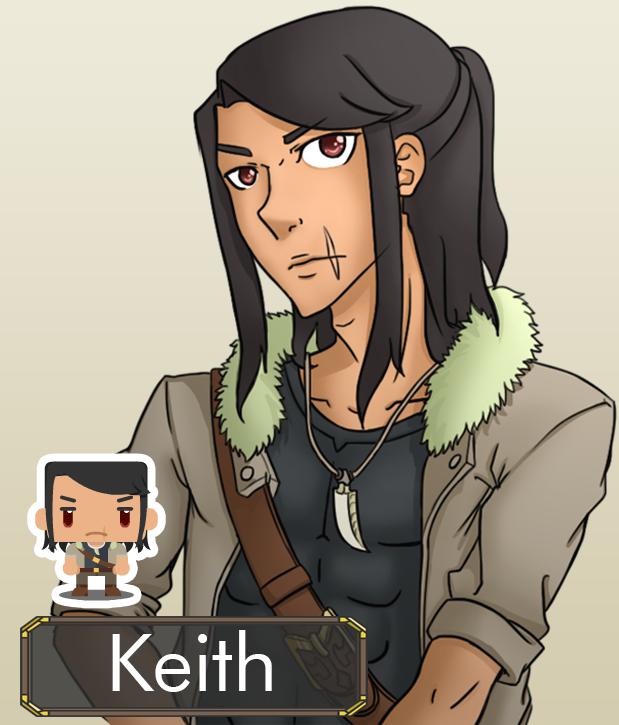 Wind Traveler Keith