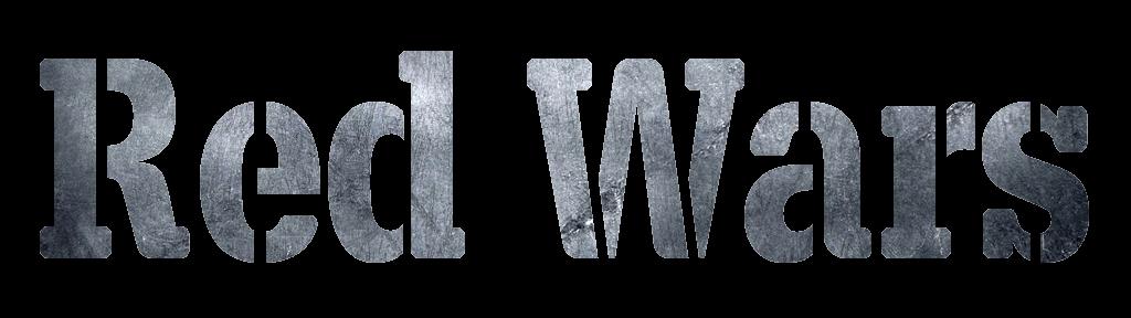 The Red Wars Logo 2 Metallic