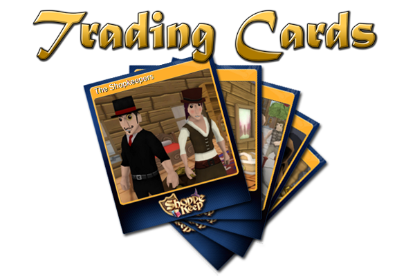 Shoppe Keep Trading Cards