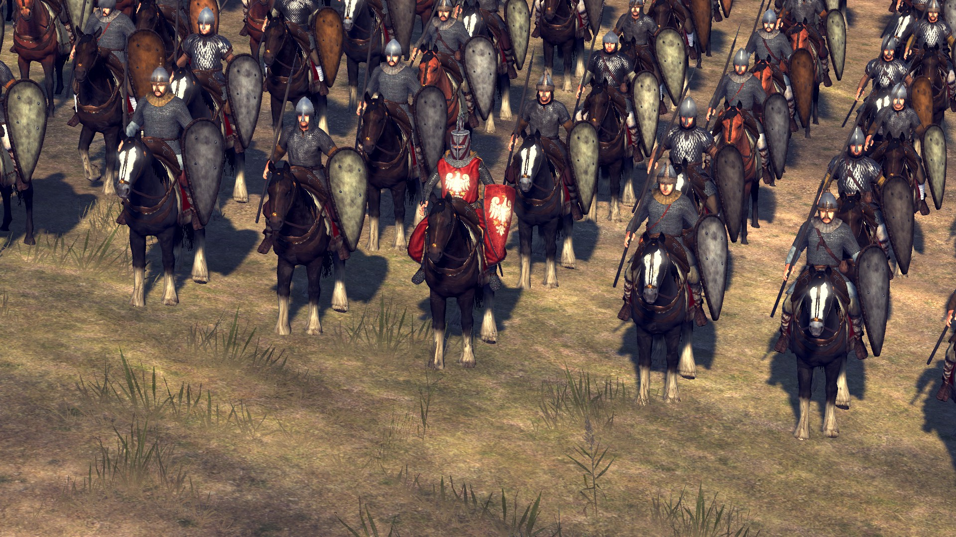 Poland medieval total war mods