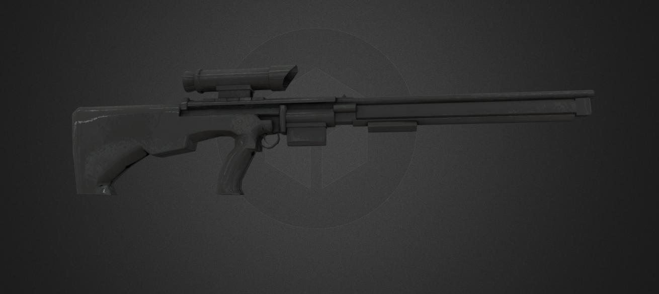 DnSR Rifle
