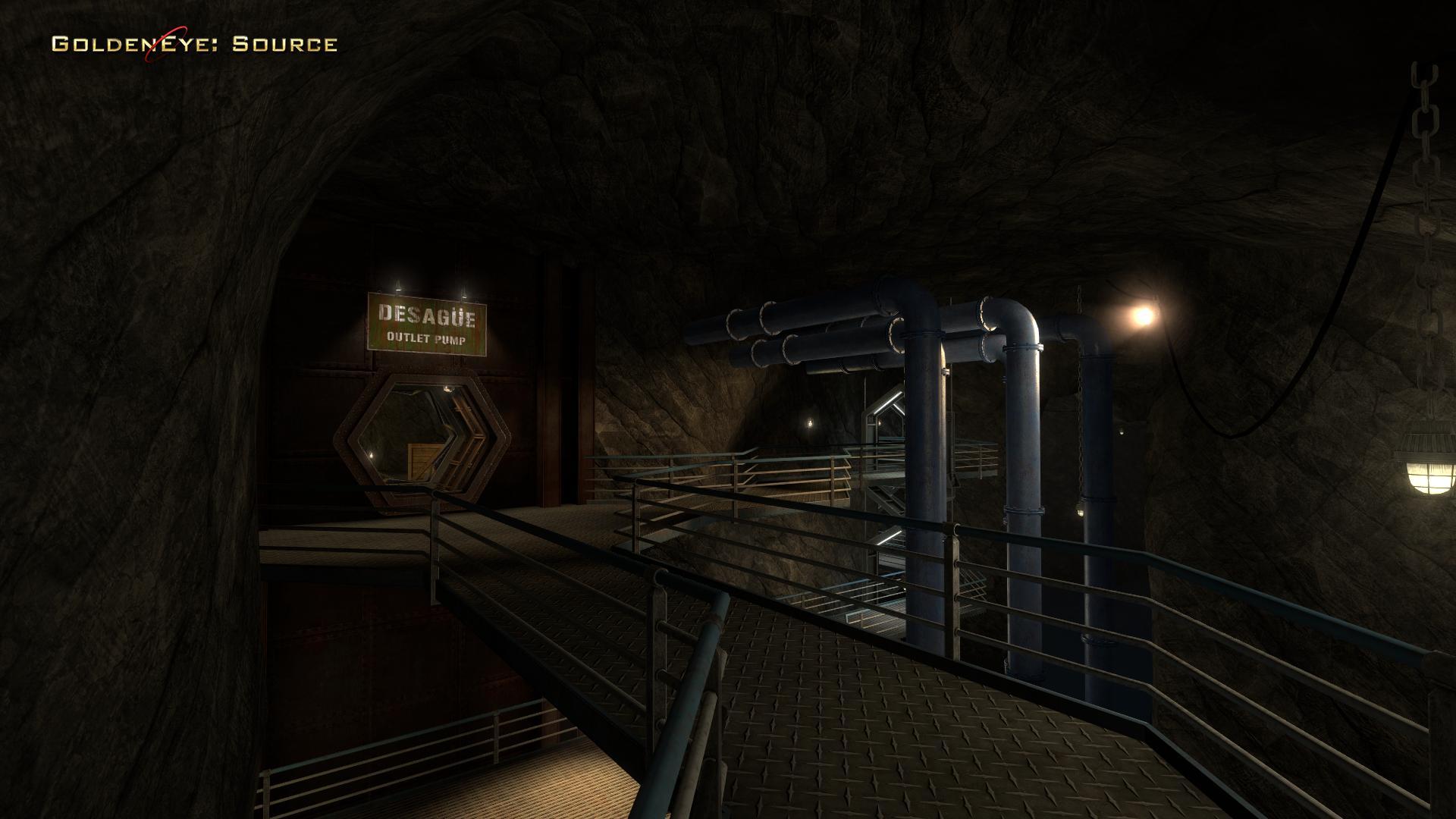 GoldenEye: Source mod for Half-Life 2 - Mod DB  Goldeneye