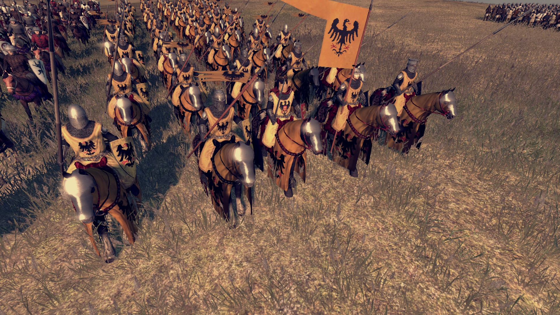 Medieval Kingdoms Total War: Holy Roman Empire and it's