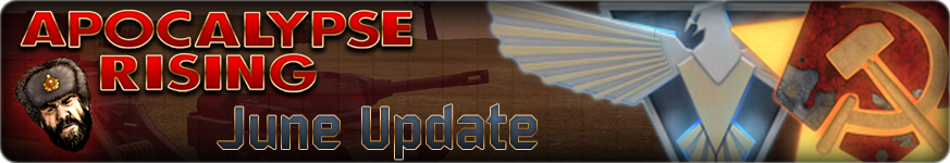Apocalypse Rising June Update