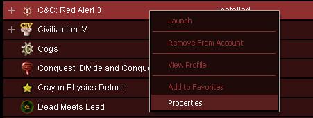 user launch options tutorial c c red alert 3 mod db rh moddb com Red Alert 4 Red Alert 4