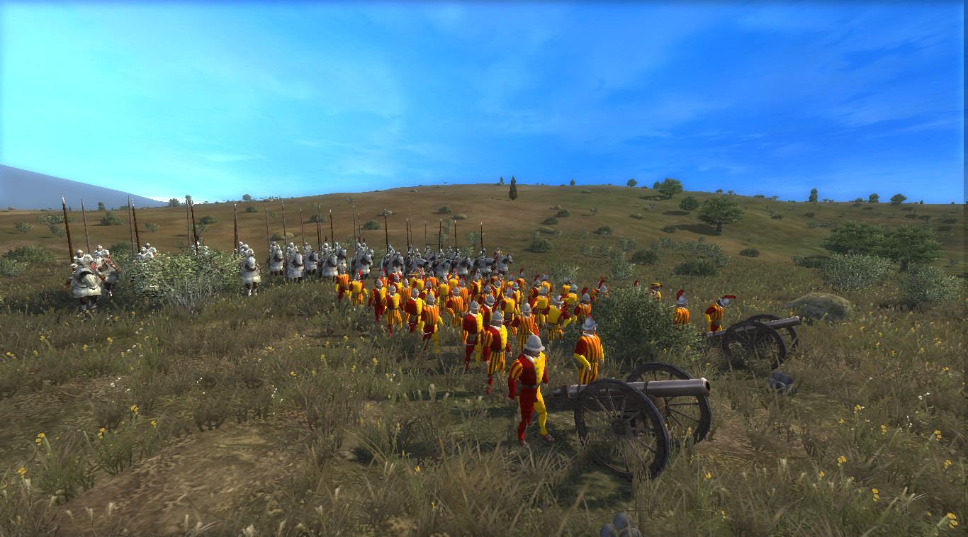 Showing the Artillery of Bologna