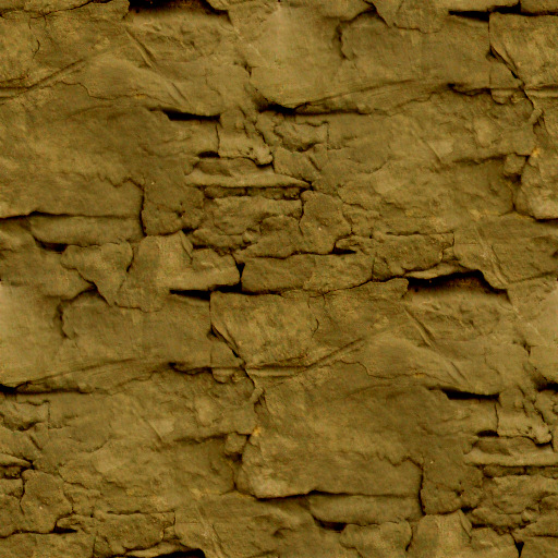 Processed seamless texture