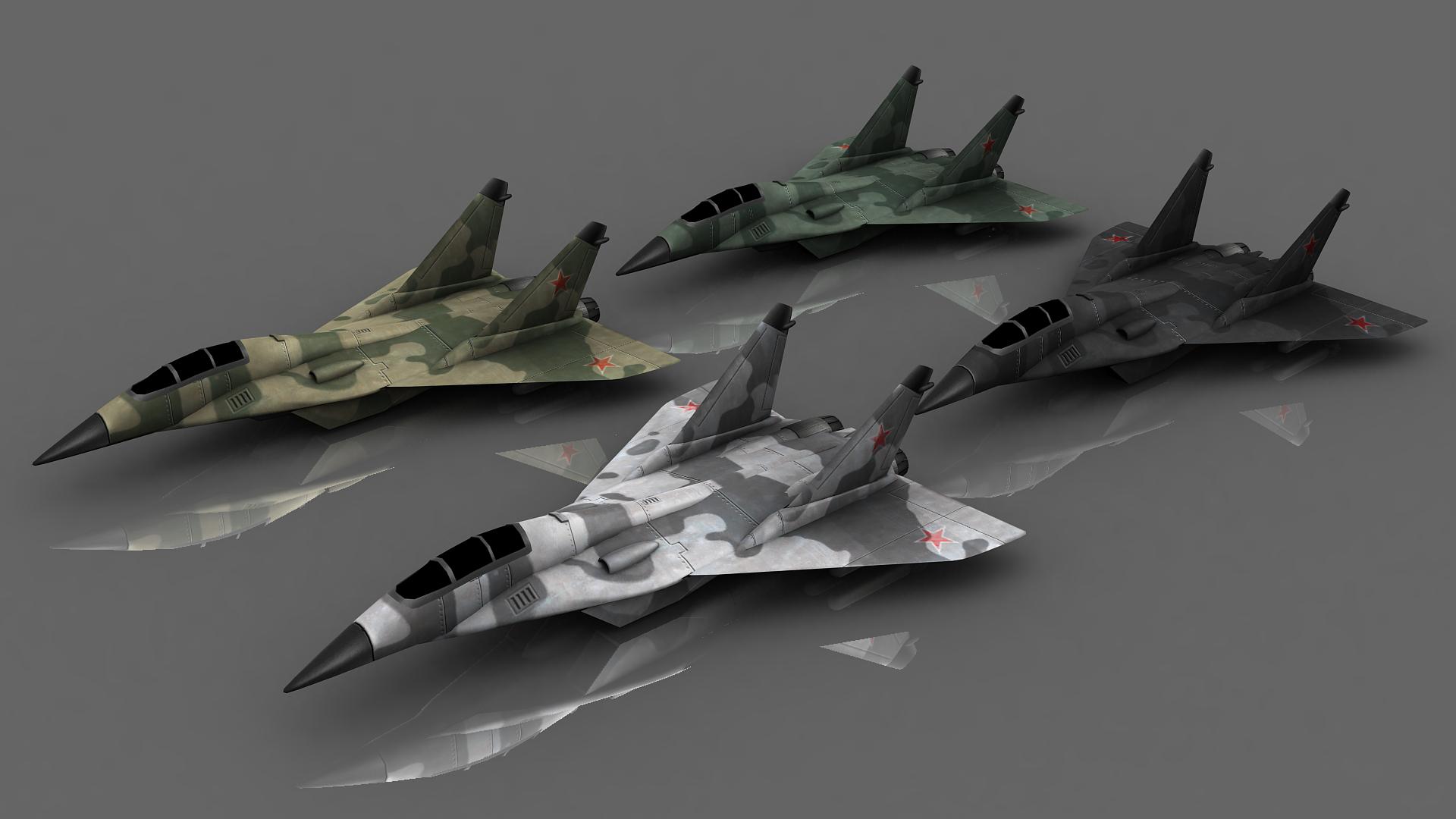 Soviet MiGs