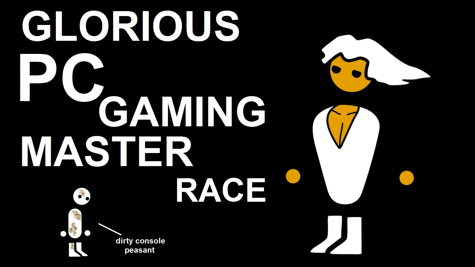 Pc Gaming Master Race Image Pc Gamers Mod Db
