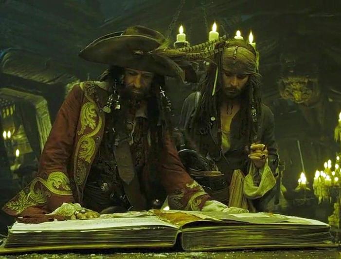 Pirates of the Caribbean Getaway