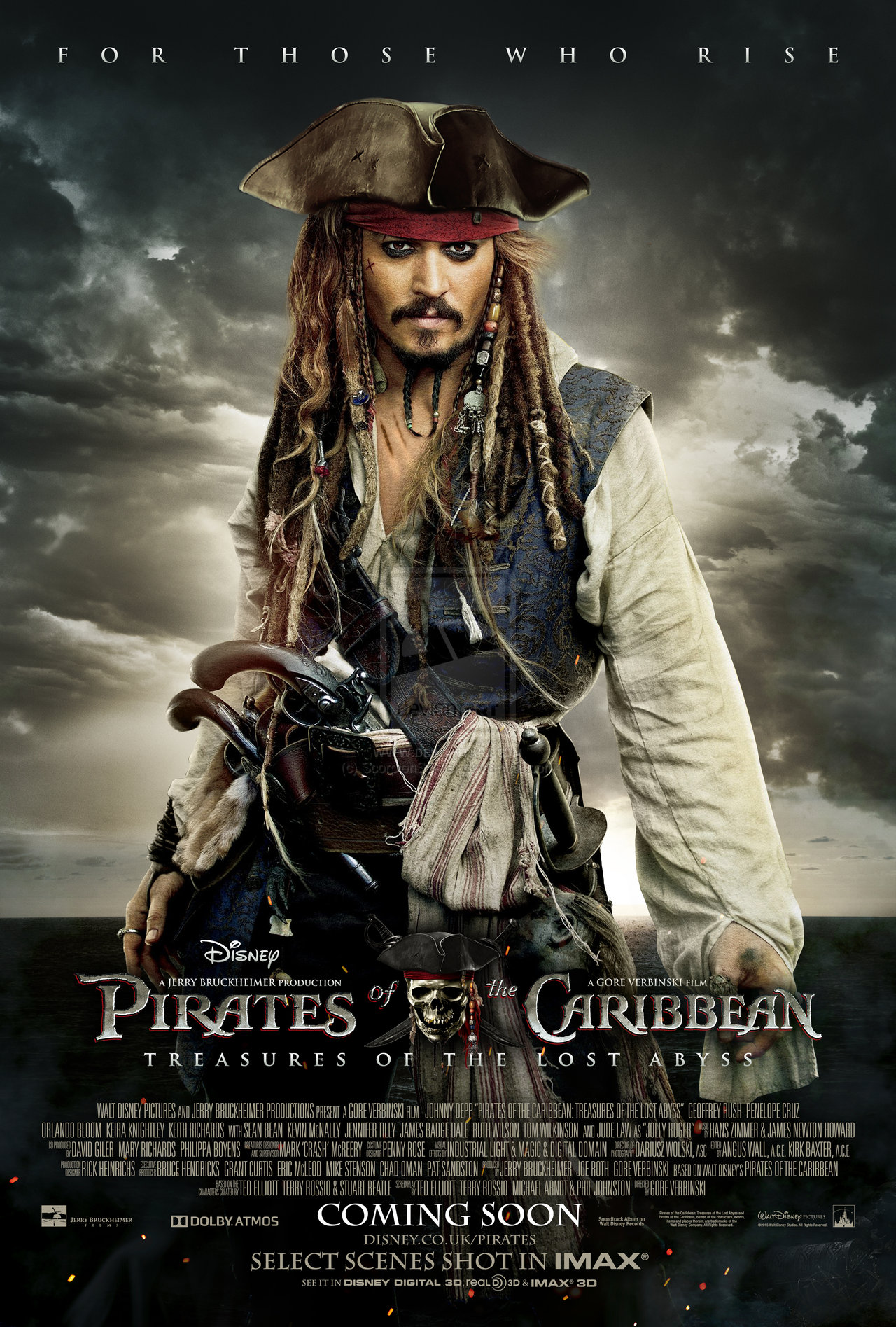 Media rss feed report media pirates of the caribbean 5 (view original)