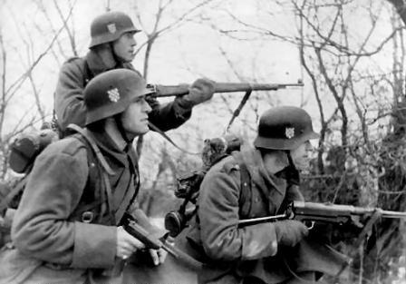 Waffen Ss Image Infantry Fans Group Mod Db