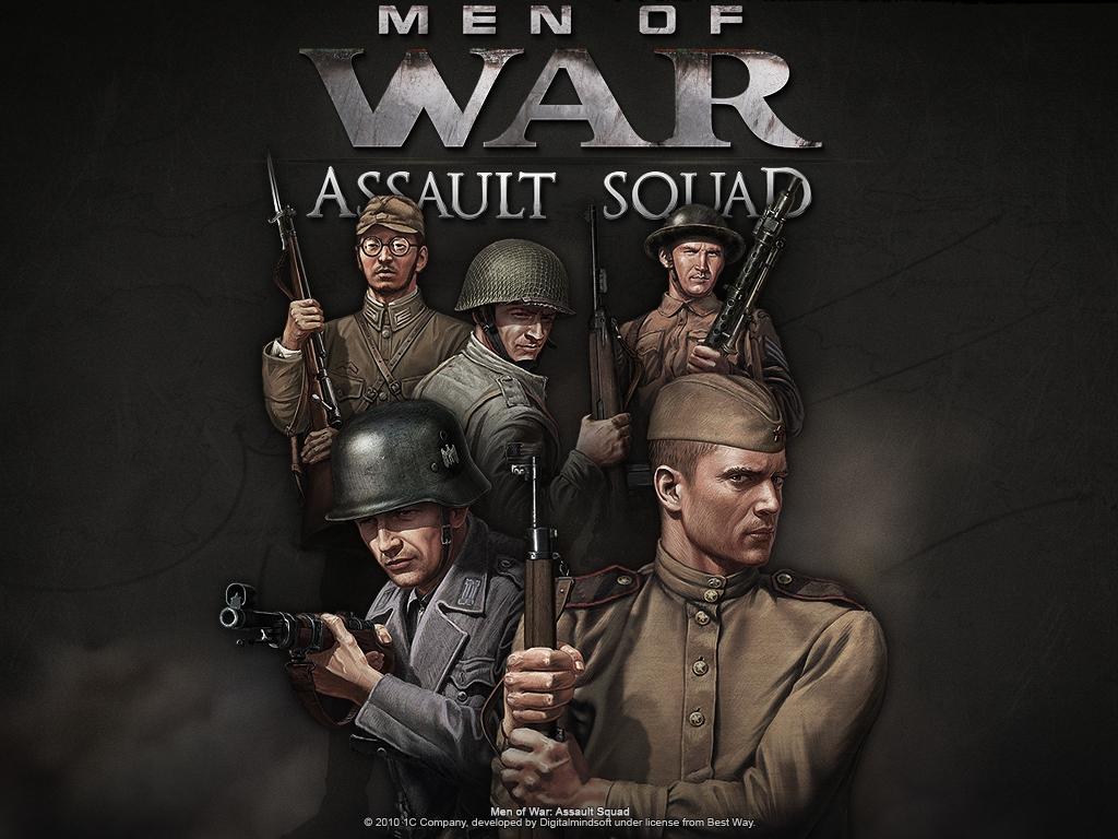 as - Men of War Assault Squad (denendi �al���yor)