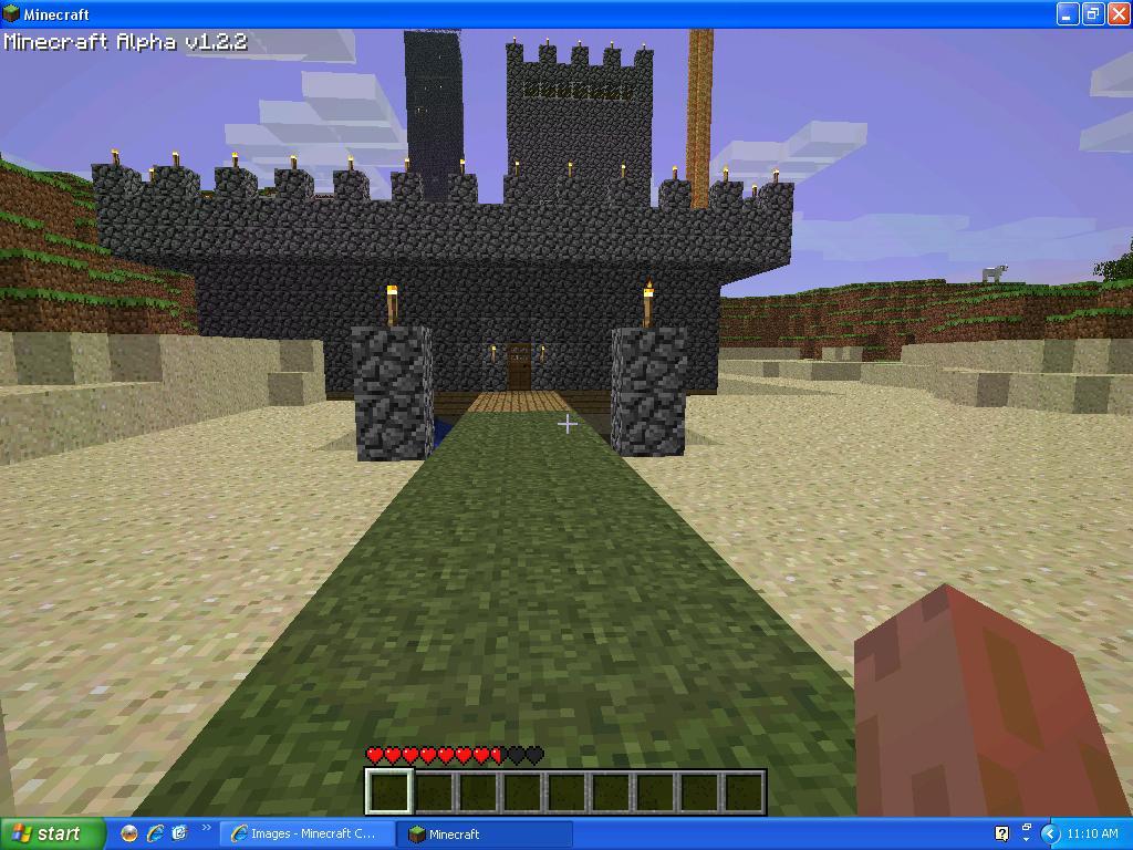 Keep Tower Nether Portal Image Minecraft Community Mod Db