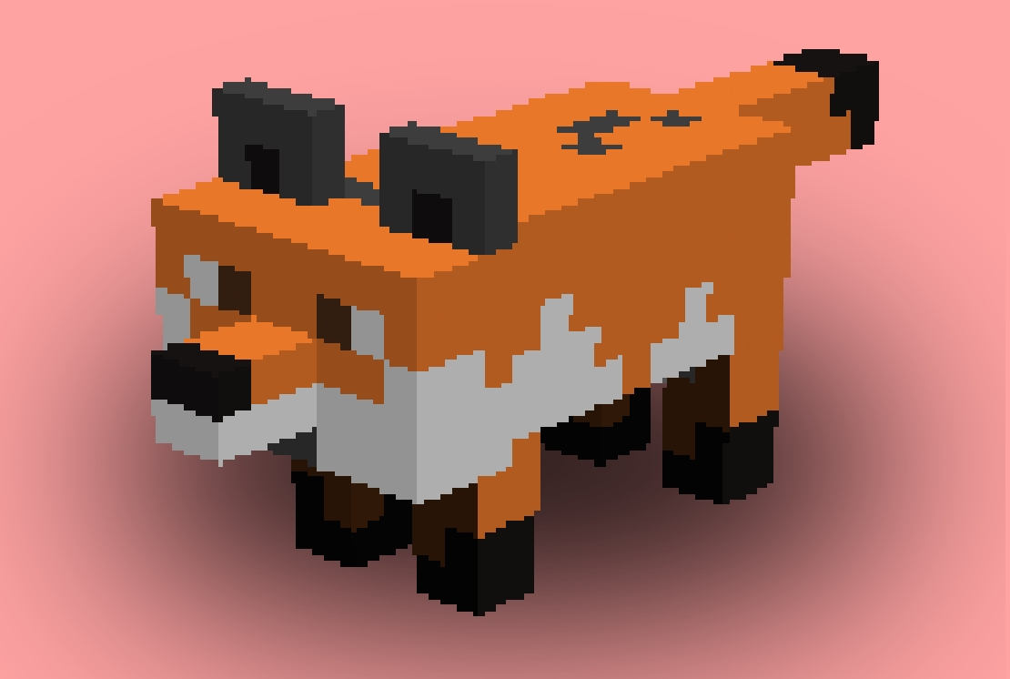 Bekannt Pixel Art Animal Mobs - Added Turtle and Lion - Other Fan Art  WN95