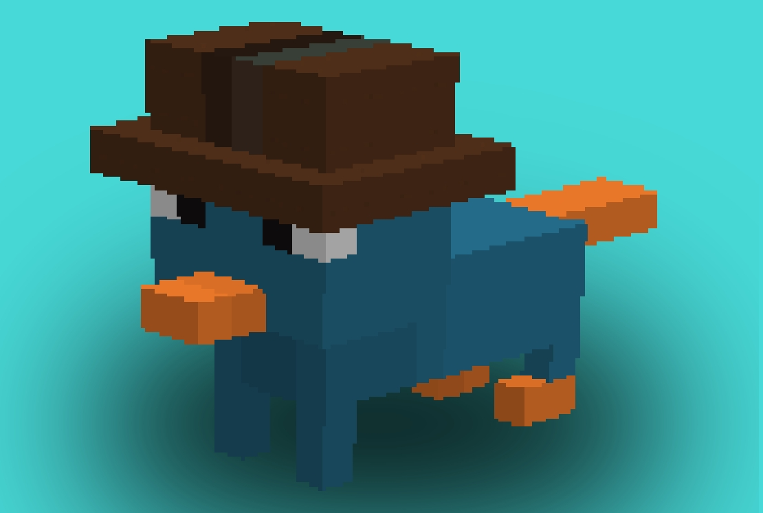 minecraft animal pixel mobs giraffe turtle fan lion show added platypus perry forums