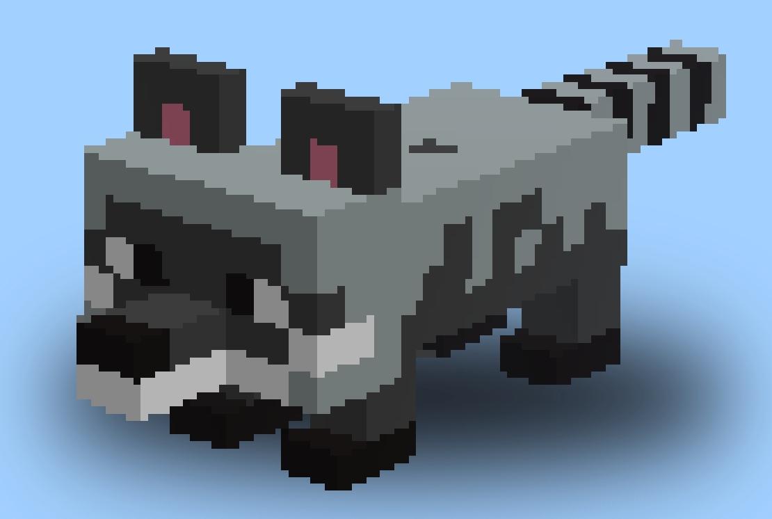 pixel art animal mobs added turtle and lion other fan art fan