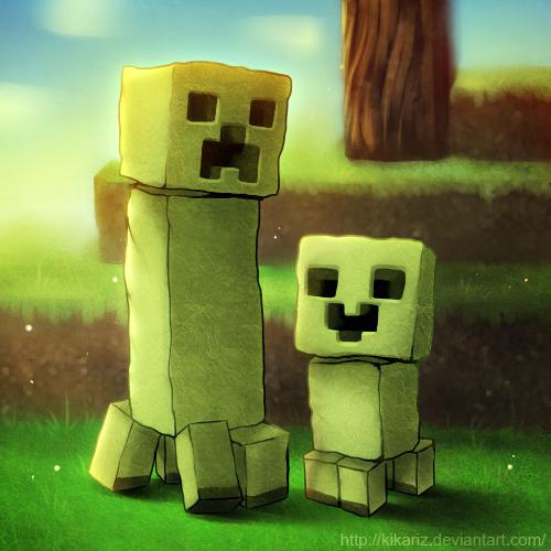Creeper - Minecraft Wiki