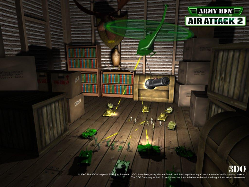 ... Air Attack 2 (view original)