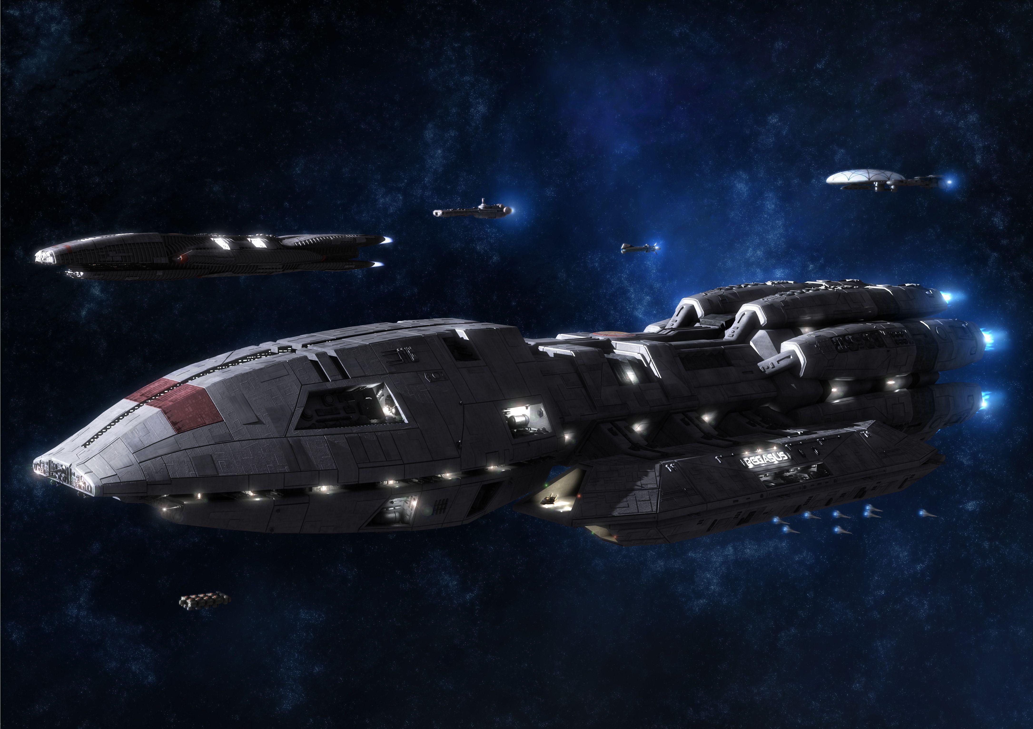 Galactica (ship)