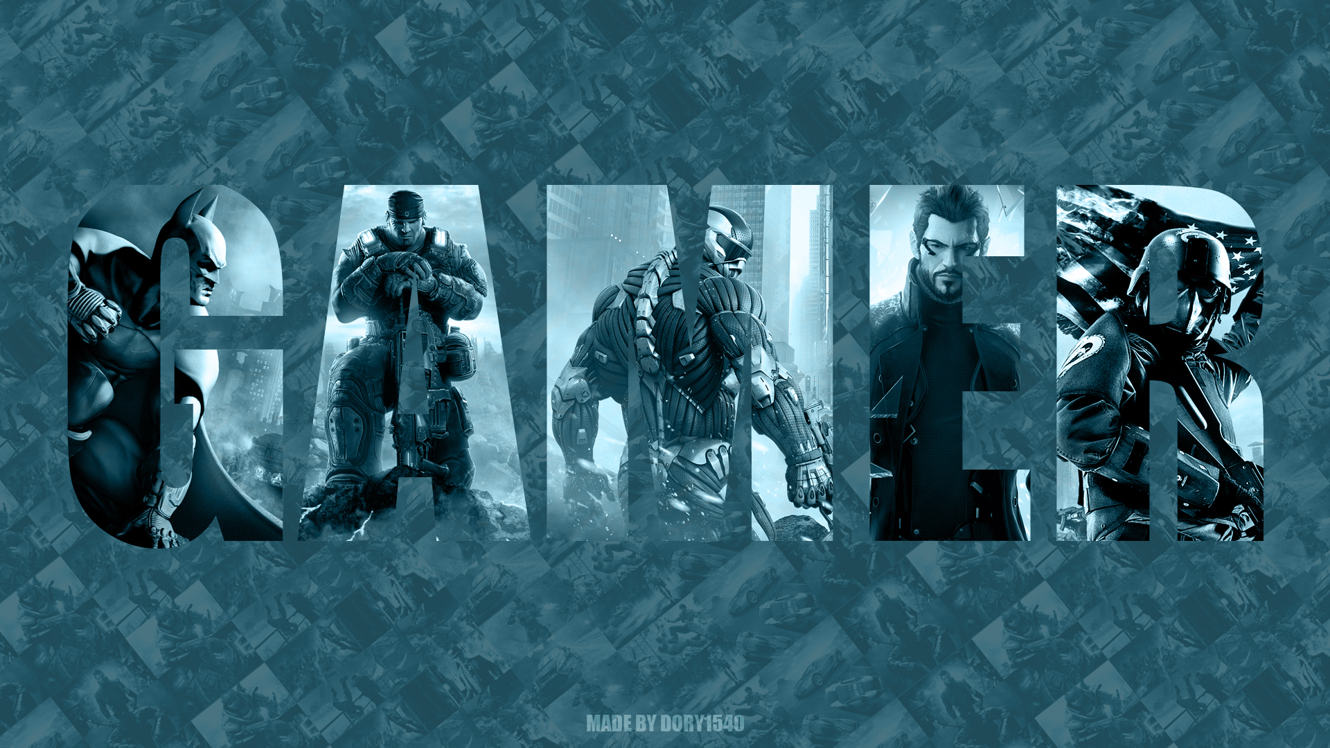 Gamer Wallpapers Hd 154898