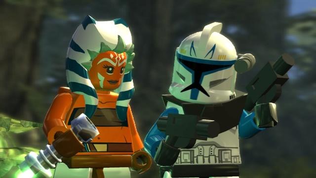 Lego Ahsoka Tano and Lego Captain Rex image - Clone Wars - Mod DB