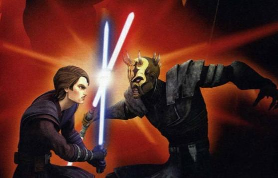 Clone Wars - Official ... Anakin Skywalker Vs Darth Maul