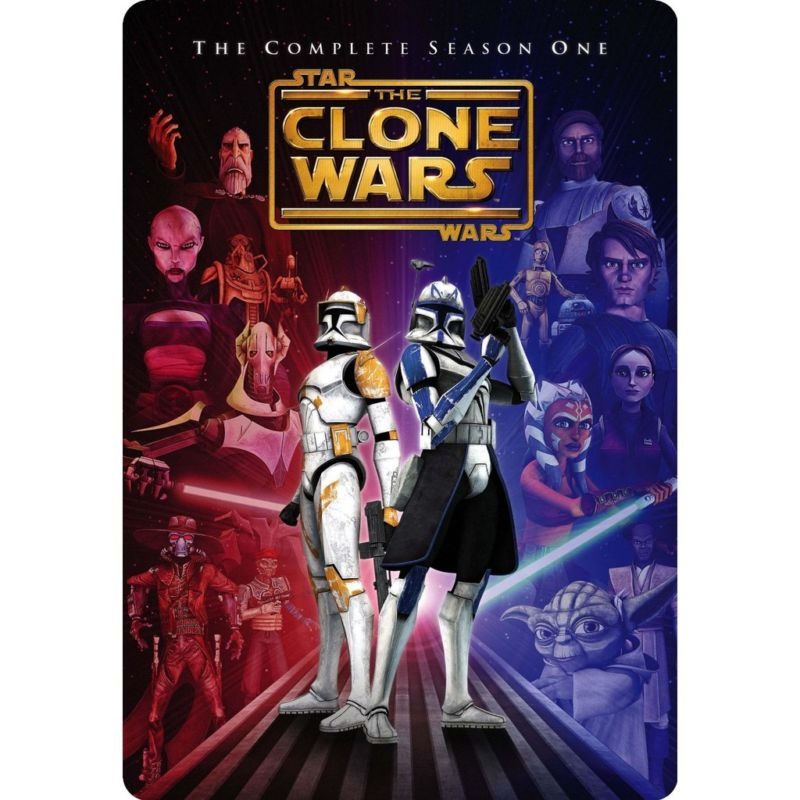 bol.com   Star Wars: The Clone Wars Season 3 (Blu-ray ...