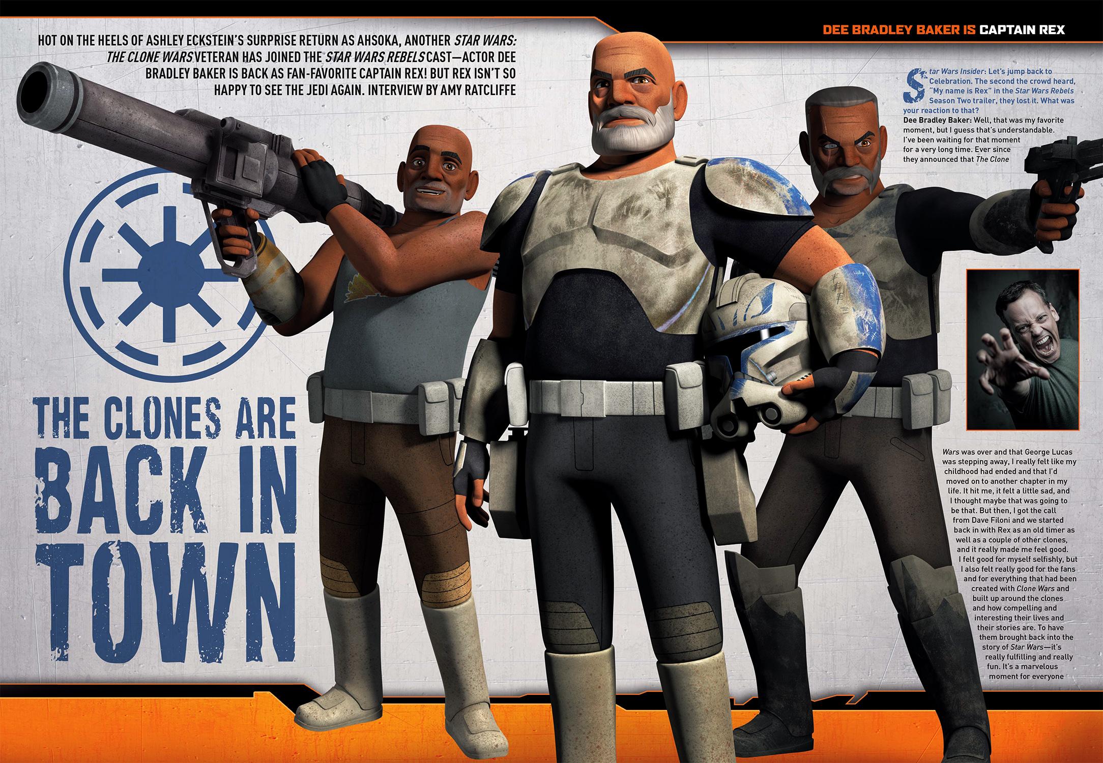 Rex is back a image - Clone Wars - Mod DB