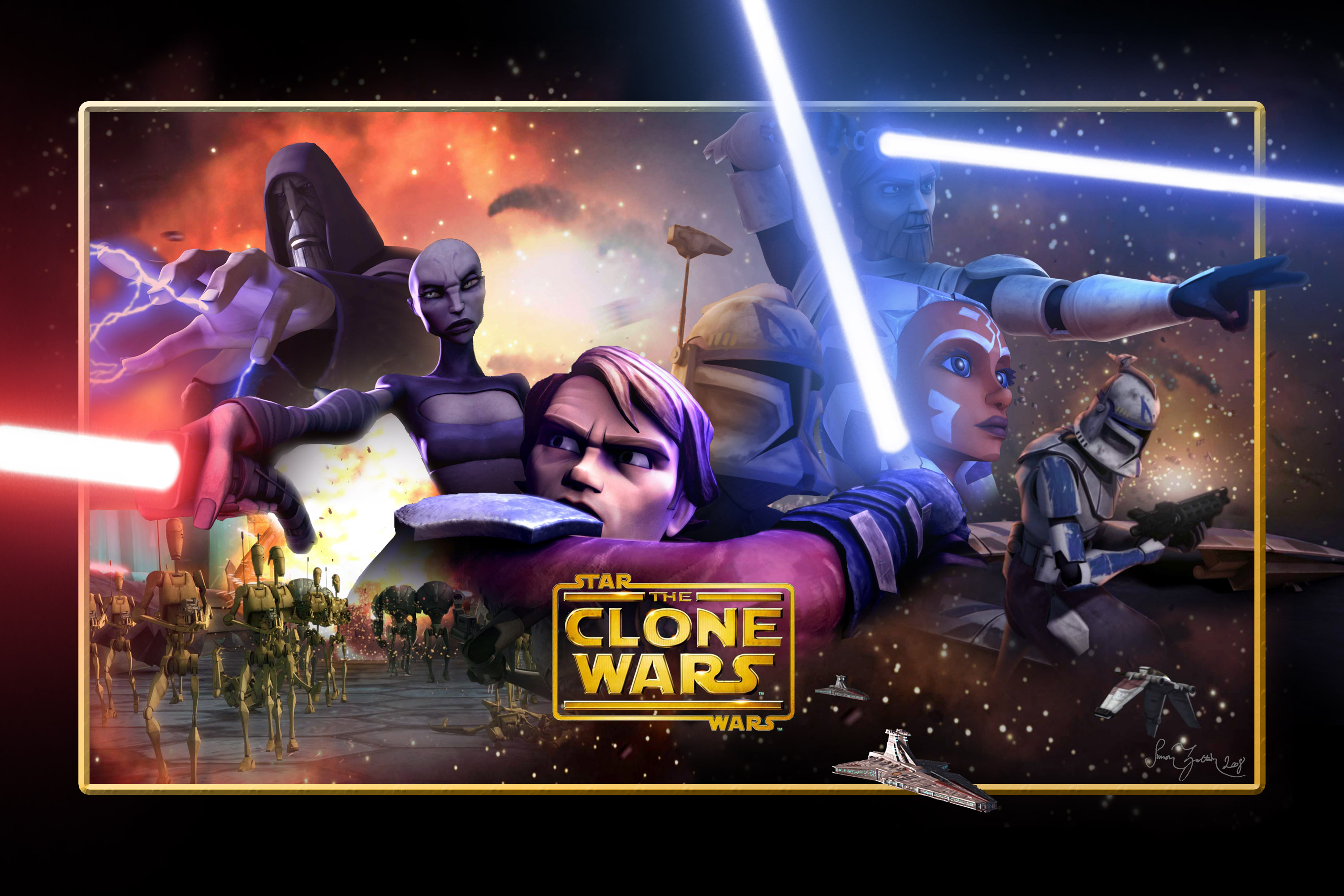 star wars the clone wars - photo #6