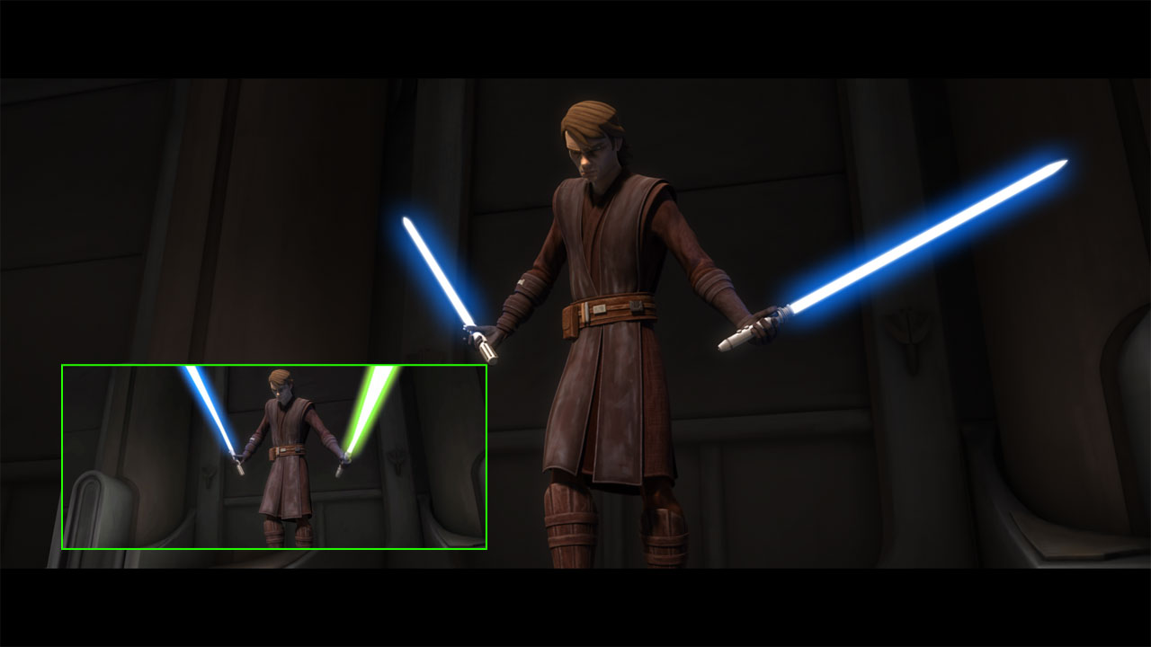 the wrong lightsaber image clone wars mod db