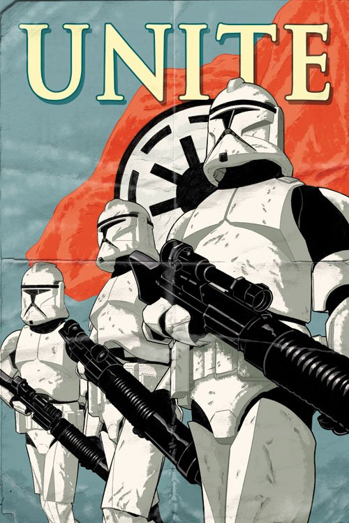 cool poster i did not make image the galactic republic mod db