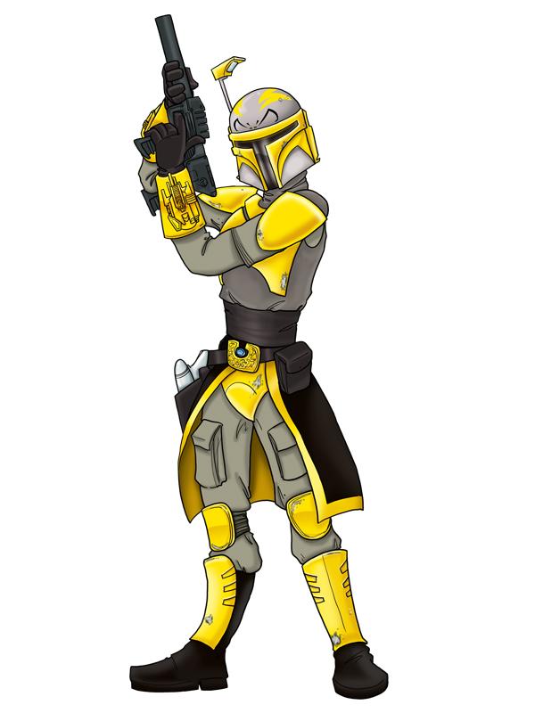Star Wars Mandalorian deviantART