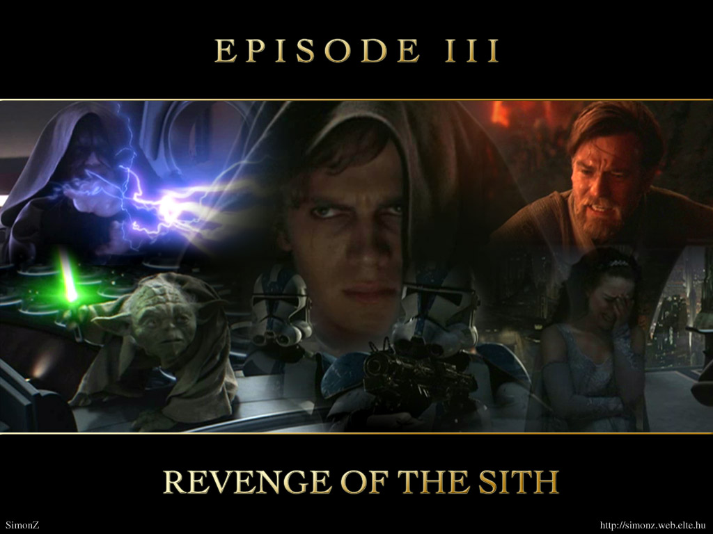 Revenge Of The Sith Wallpaper: Star Wars Revenge Of The Sith Wallpapers Image