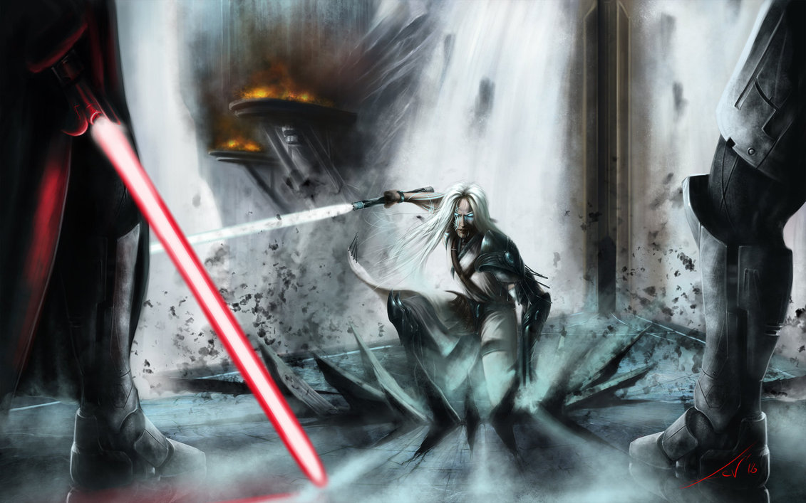 You Shall Not Pass Image The Jedi Order Mod Db