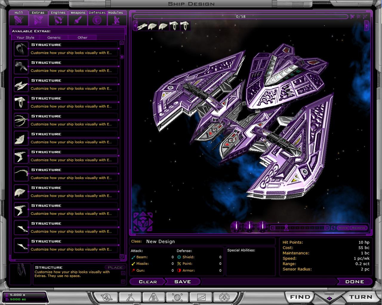 Фото galactic civilizations ii: dark avatar могут дать больше представления об игре