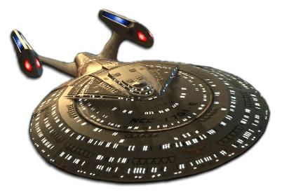 Sovereign Class Starship