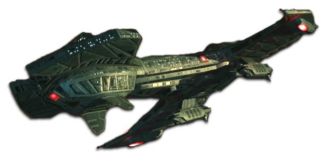 Negh'Var Class Battlecruiser