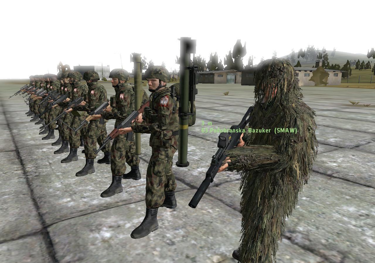 Arma 2 Serbian Army Image Mod Db