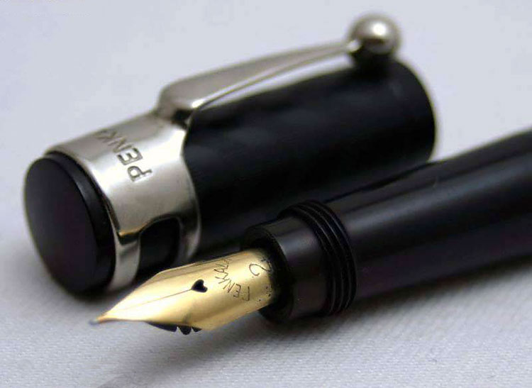 Who Invented The First Car >> First solid-ink fountain pen invented by a Croat image ...