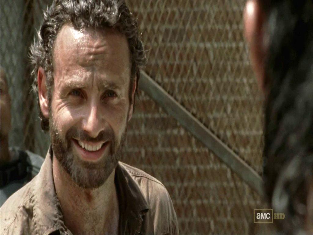 ... Report media Rick Grimes - Sick - The Walking Dead (view original