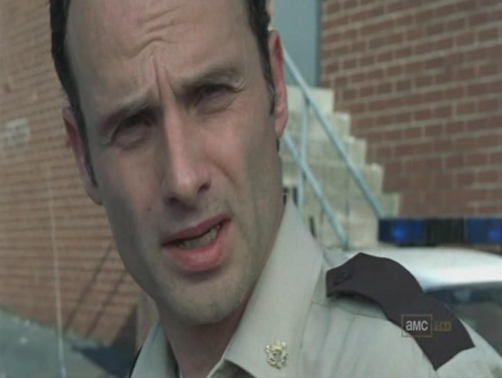 Media RSS Feed Report media Rick Grimes - The Walking Dead - Days Gone ...