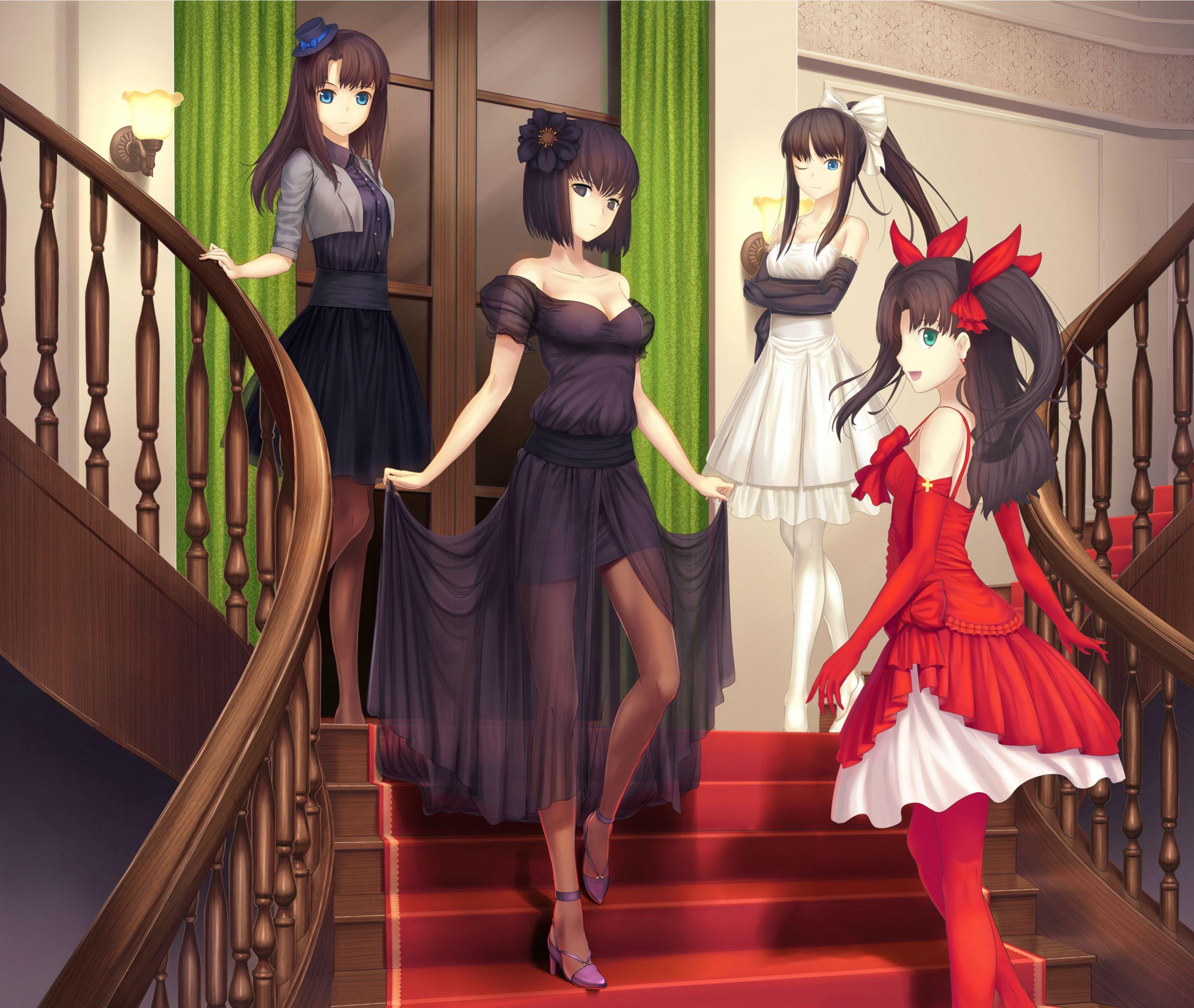 Image Result For Anime Girl Hot Wallpaper X