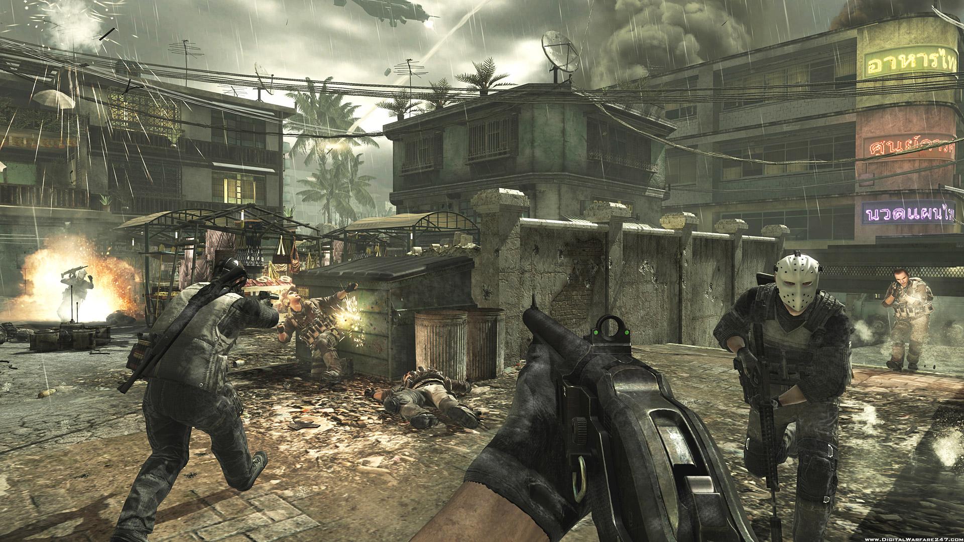 Mw3 Mp Screenshot image - Call of Duty Modern Warfare 3 - Mod DB