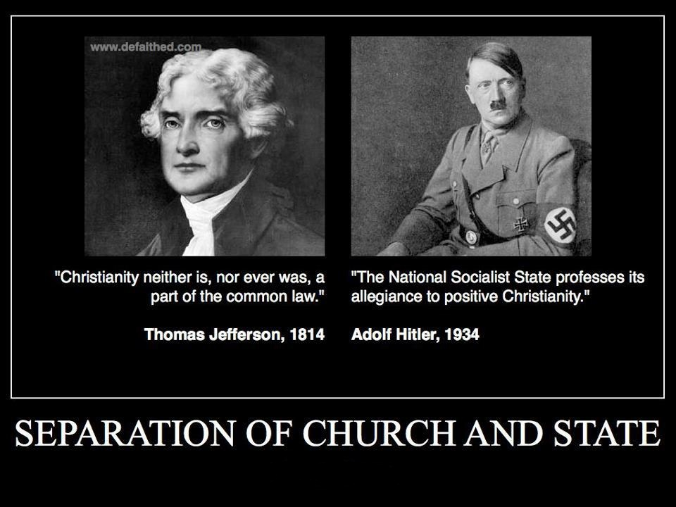 "separation of church and state in the united states In these united states  separation of church and state  declaring the idea of church/state separation ""an extra-constitutional doctrine"" and ""a."