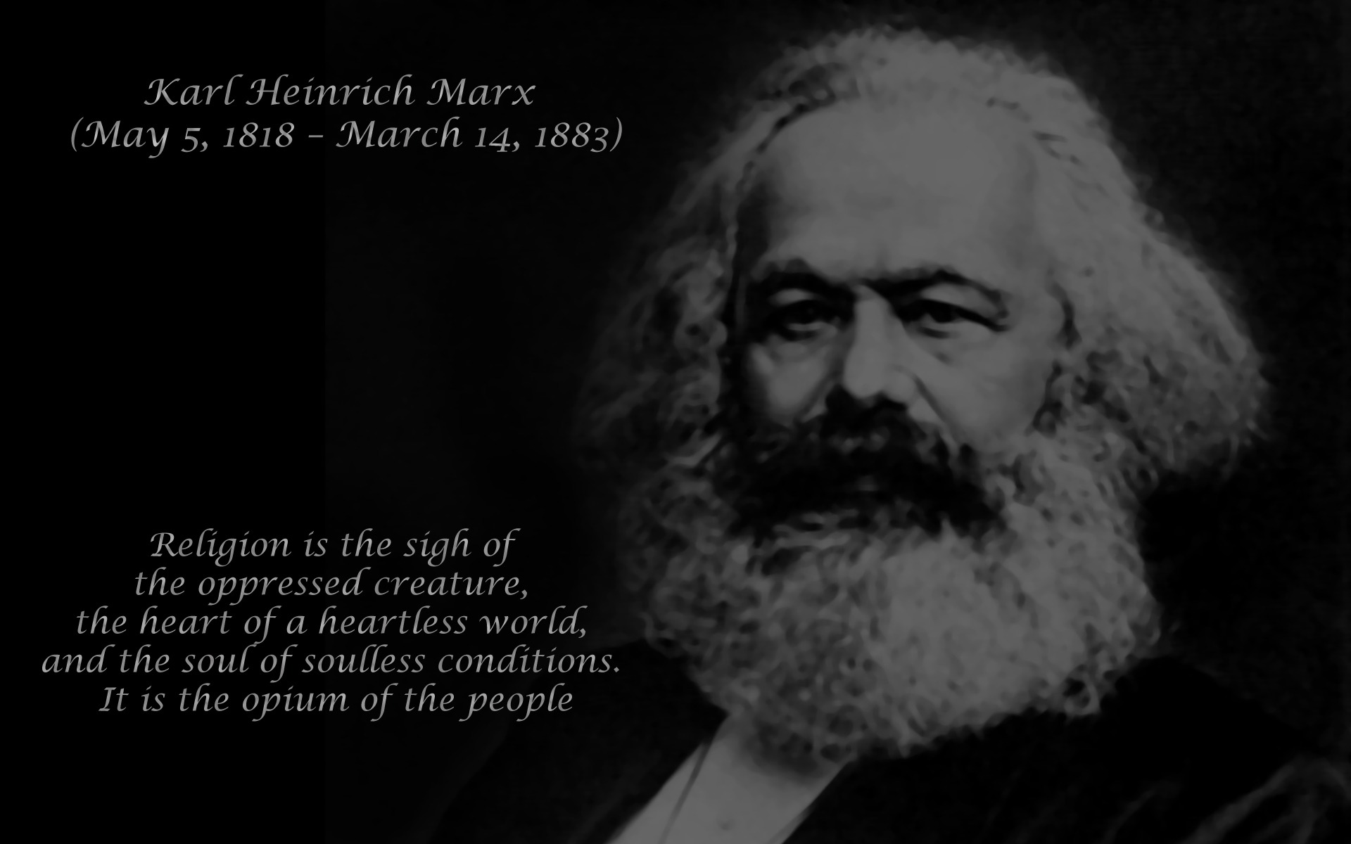 Karl marx contribution to sociology summary review