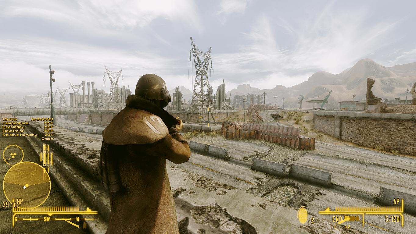 Fallout new vegas enb test :) image - Mod DB