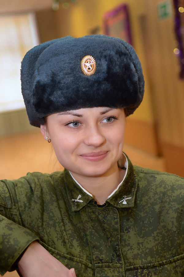 Russian Female Soldier image - Females In Uniform (Lovers Group) - Mod ... | 600 x 900 jpeg 171kB